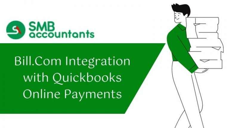 Bill.Com Integration with Quickbooks Online Payments